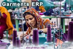Garments ERP Ready Made Garments (RMG) sector has emerged as the biggest earner of foreign currency in Bangladesh. In this sector time is money. So for the proper maintenance of the time and to execute your production plan perfectly Pridesys IT Ltd.