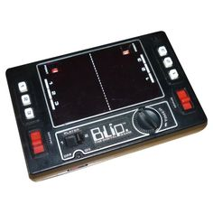 "Tomy ""Blip"" electronic game"