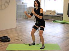 Individuell auf Deine Ziele abgestimmtes EMS-Training mit Personal Trainerin Tanja Riethdorf in München   Fitiba
