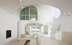 Vault House by Johnston Marklee | Posted by CJWHO.com