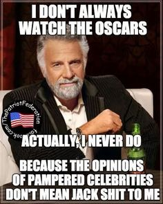 """604 Likes, 15 Comments - JH (@trump_mania) on Instagram: """"#Oscars #trump #votetrump #buildthatwall #mikepence #conservative #republican #rnc #2a #america…"""""""