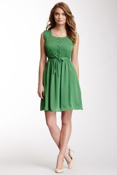 Cute Dress! love the color too