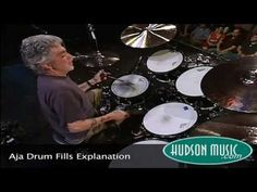 Steve Gadd Aja drum solo break down.