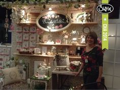Sneak Peek! Brenda Walton! #SizzixCHA #LoveSizzix #CHAShow — at Anaheim Convention Center.