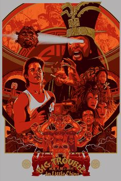 Big Trouble in Little China by Vance Kelly