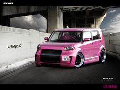 Perfect Scion XB to support National Denim Day (May 14th) and the fight against Breast Cancer!