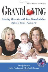 Sue Johnson, coauthor, and Rick Johnson, illustrator Grandloving.Topic: Making memories with your grandchildren. Issues: How grandparents provide stability and security for grandchildren; fun, inexpensive things to do with the grandkids; staying in touch over long distances; tips for grandparents caring for or raising grandchildren.