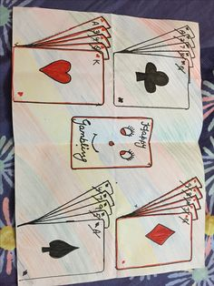 Find latest Tambola with playing cards theme kitty party Kitty Party Themes, Cat Party, Casino Party, Casino Theme, Tambola Game, Games For Ladies, One Minute Games, Party And Play, Paper Games