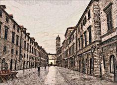 Homeland, Louvre, Building, Travel, Dubrovnik Croatia, Viajes, Buildings, Destinations, Traveling