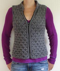 Vest pattern, Womens vests and Vests on Pinterest