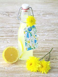 citrus in a bottle