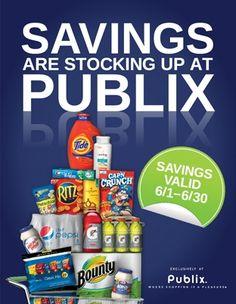 Publix Shoppers: FREE P Coupon Booklet
