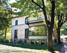 Villa Necchi Campiglo in Milan. 1930s dream home?