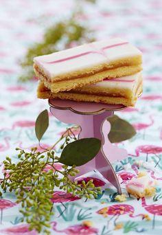 "Karpaloiset aleksanterinleivokset // ""Alexander"" Pastries with Marzipan & Cranberry jam Food & Style Elina Jyväs, Baking Instinct Photo Laura  Riihelä www.maku.fi Finland"