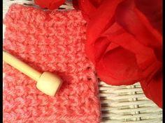 Tunisian Crochet Lesson 3 Video Tutorial ~ Reverse Stitch