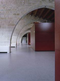 Terradas Arquitectos, Pedro Pegenaute · Museo marítimo drassanes de Barcelona