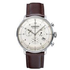 Junkers Herren-Armbanduhr XL Bauhaus Chronograph Quarz Leder 60865 Junkers http://www.amazon.de/dp/B006ROJX6K/ref=cm_sw_r_pi_dp_30Jgvb04P54PF