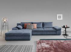 Coltar extensibil Bonos cu sezlong pe stanga #homedecor #interiordesign #inspiration #livingroomdecor #decoration Design Case, Modernism, Living Room Decor, Couch, Interior Design, Inspiration, Furniture, Home Decor, Room Ideas