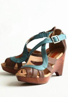 Petra Heels By Miz Mooz | Modern Vintage Shoes  I finally bought something I pinned!! YAY!