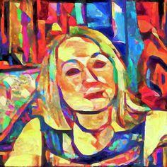 by MadFractalist on DeviantArt Digital Art, Hand Painted, Deviantart, Studio, Artist, Painting, Artists, Paintings, Studios