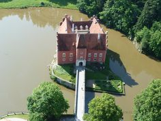 Zámek Červená Lhota  - Castel Červená Lhota - South Bohemia
