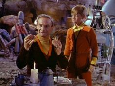 Lost in Space: Season 2, Episode 1 Blast Off Into Space (14 Sep. 1966) Jonathan Harris , Dr. Zachary Smith , Irwin Allen, Will Robinson (as Billy Mumy) ,