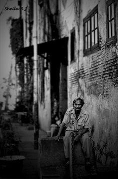 Penjaga Museum Tua        (Nikon D70)      KotaTua_Jakarta