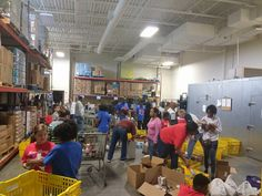 5th Annual Community Canned Food Drive