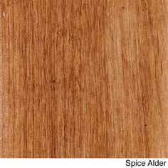 (Green) Designs Bullnose Eleven Drawer Dresser (Spice Alder)