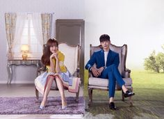 W-Two Worlds( Posters) | Leejongsuk & HanhyoJoo