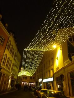 """""""Natale"""", Luxembourg Central, Luxembourg, Novembre"""