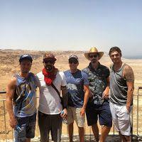 Radio-bsb: Nuevas Fotos: BSB Masada y en el Mar Muerto