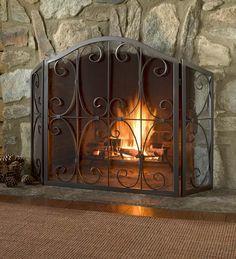 Crest Tri-Fold Fire Screen | Fireplace ScreensVerified ReplyVerified BuyerVerified BuyerVerified Buyer