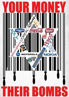 Boycott these Israeli run businesses