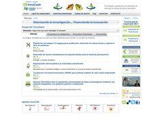 Information arquitecture and webdesign for Innocash Genoma Fundation My Works, Web Design, Shop Displays, Design Web, Website Designs, Site Design