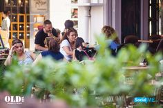 Είμαστε μια ωραία ατμόσφαιρα εδώ στο @[OLDstr. Downtown Bar] για να απολαύσεις τις συζητήσεις σου με την παρέα σου πίνοντας τον καφέ σου!!