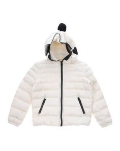 AI RIDERS ON THE STORM Boy's' Down jacket White 16 years