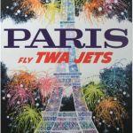 Paris. Fly Twa Jets de David Klein