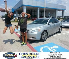 DeliveryMaxx Congratulates Bert Aguayo and Huffines Chevrolet Lewisville on excellent social media engagement!
