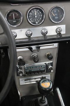 DATSUN FAIR LADY, 1967 image 22 Datsun 1600, Datsun Roadster, Classic Japanese Cars, Truck Interior, Fair Lady, Old Ones, Cool Cars, Nissan, Boats