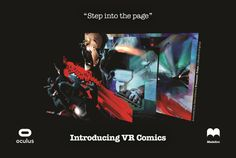 Digital comics startup Madefire launches its first virtual reality app