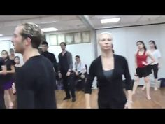 Riccardo & Yulia Samba Lecture - 7 Nov 2015 (Part Dance Technique, Dance Lessons, Ballroom Dancing, Latin Dance, Dance Videos, Samba, Studio, Youtube, Lounges