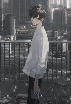 Top 15 Favorite Romantic novels of 2020 - Anime & Manga Cool Anime Guys, Handsome Anime Guys, Cute Anime Boy, Anime Boys, Anime Art Girl, Dark Anime, Manga Boy, Manga Anime, Anime Negra