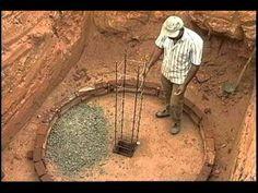 Construção e Operação de Biodigestores - Construção de Biodigestor - Cur...