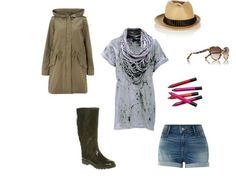 ShopStyle: Festival Style by HoFGirl
