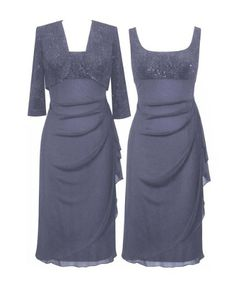 Plus Size Wedgewood Evening Dress for only $178.00