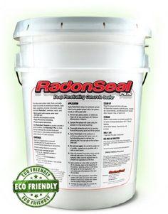 Save $ 35 order now RadonSeal® Plus Deep-Penetrating Concrete Sealer (5-gal) &#