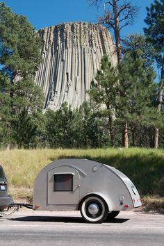 teardrop trailer - love!