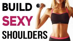 How To Lose Shoulder and Arm Fat   4 BEST Shoulder Workouts For Women (...