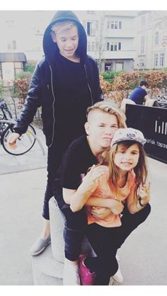 Marcus and Martinus and Emma Siblings, Twins, Bars And Melody, My Emma, Dream Boyfriend, I Go Crazy, You Are My Life, Love U Forever, Charlie Puth
